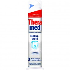 Зубная паста THERA MED Natural Weiss 100ml
