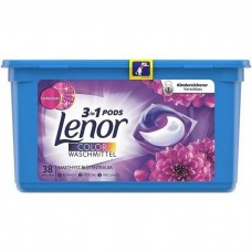 Капсулы для стирки LENOR Color 35шт