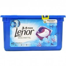 Капсулы для стирки LENOR April frisch 35шт